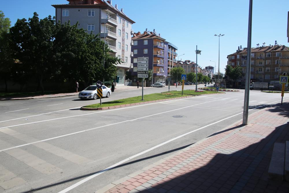 karaman trafik